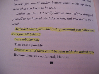 Book Quotes 13 Reasons Why